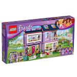 Lego Friends Dom Emmy (41095) – instrukcja