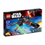 Lego Star Wars Poe's X-Wing Fighter (75102) – instrukcja