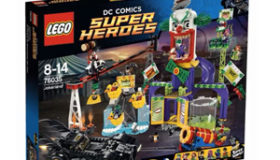 Lego Super Heroes Batman (76035)