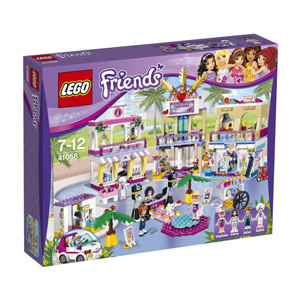Lego Friends Centrum handlowe Heartlake (41058)