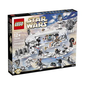 Lego Star Wars Assault on Hoth (75098)