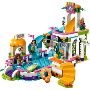 LEGO FRIENDS LETNI BASEN HEARTLAKE